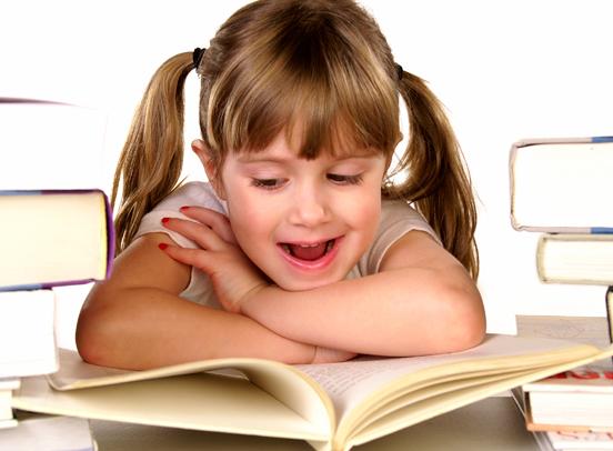 Як малі діти вивчають англійську мову